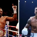 Chisora to fight Usyk on May 23