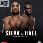 A farewell fight? Anderson Silva against Uriah Hall scheduled for October 31st