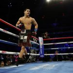 Edgar Berlanga to fight Mike Coppinger in April?