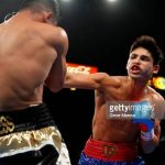 "Ryan Garcia told Davis, ""You Will Not Touch Me"""